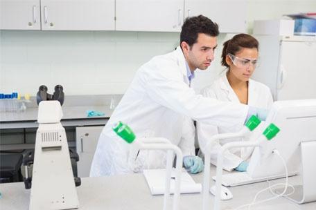 Un projet de développement dans le domaine des sciences du vivant a été maintenu grâce à des joints de PPE