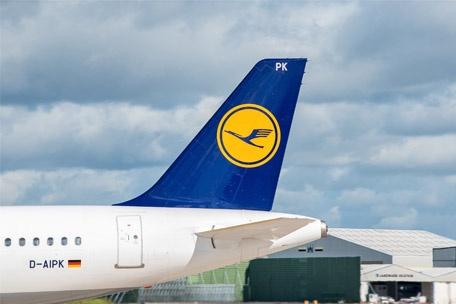 PPE aide le Super Star de la Lufthansa à retrouver des ailes
