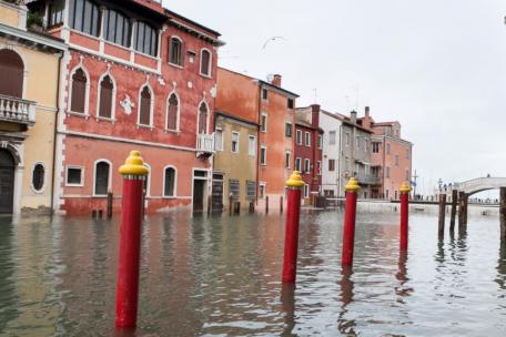 PPE joue un rôle crucial dans la prévention des inondations à Venise