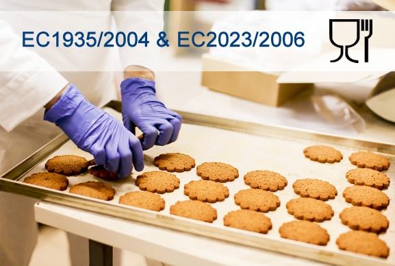 Joints conformes CE1935/2004 & CE2023/2006