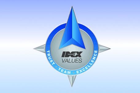 Les valeurs IDEX