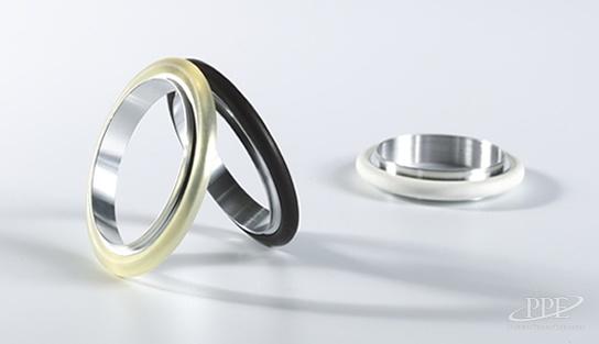 Raccords à bride KF - ISO - NW (bagues de centrage)