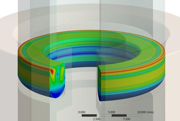 Analyse des éléments finis AEF
