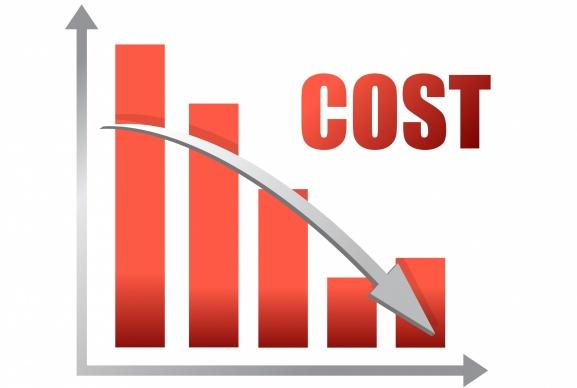 Réduction des coûts